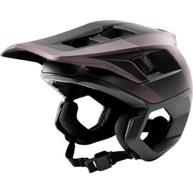 Fox Dropframe Helmet black iri